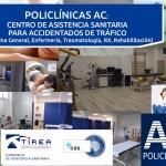 Centro de atención sanitaria de accidentados de tráfico