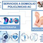 Servicios a domicilio en Policlínicas AC