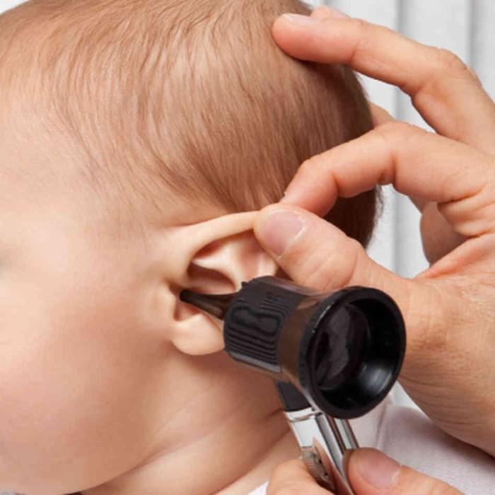 Importancia de hacer un diagnóstico para la hipoacusia en niños.